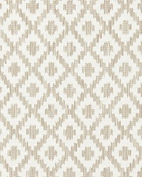 Malay Ikat Weave Flax by