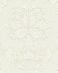 Cornelia Damask Embroidery Ivory by