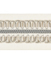 Colette Braided Tape Cloud by  Scalamandre Trim