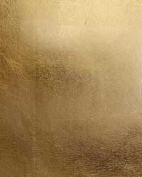 Gold Leaf Gold Metal by  Scalamandre Wallcoverings