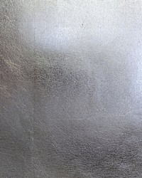 Silver Leaf Silver Metal by  Scalamandre Wallcoverings