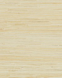 Textured Sisal White Sand by  Scalamandre Wallcoverings