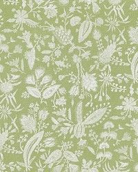 Tulia Linen Print Willow by