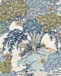 Sea Of Trees Blue Ridge by