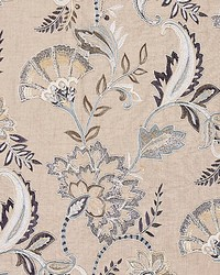 Adara Embroidery Flax by
