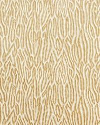 Faux Bois Velvet Sand by
