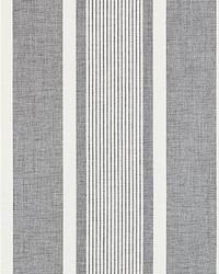 Wellfleet Stripe Zinc by