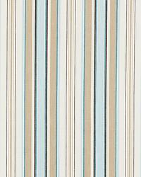 Andover Cotton Stripe Capri by