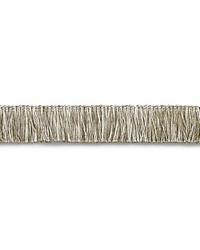 Nora Linen Brush Fringe Oat by