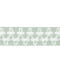 Empress Embroidered Tape Mineral by