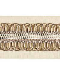 Colette Braided Tape Bisque by  Scalamandre Trim