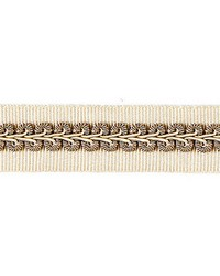 Beige Scalamandre Trim and Tassels - Fringe Scalamandre Trim Cecile Gimp Tape Bisque