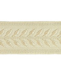 Beige Scalamandre Trim and Tassels - Fringe Scalamandre Trim Castaing Braid Putty