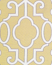 Ming Fretwork Champagne by  Scalamandre Wallcoverings