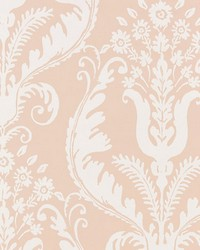 Primavera Blush by  Scalamandre Wallcoverings