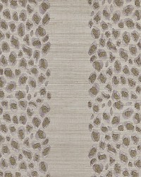 Catwalk Embellished Grasscloth Looking Glass by