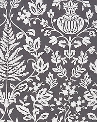 Shalimar Embroidery Charcoal by