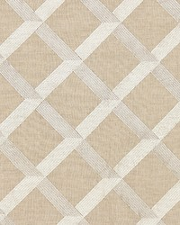 Lattice Embroidery Flax by