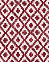 Malay Ikat Weave Raspberry by