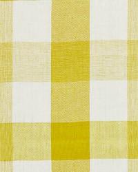 Westport Linen Plaid Citron by