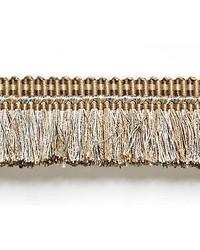 Shimmer Brush Fringe Flax by