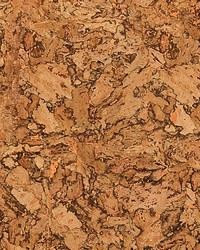 Cork Glimmer Natural  Copper by  Scalamandre Wallcoverings