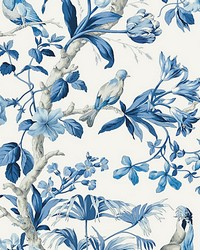 Belize Porcelain by  Scalamandre Wallcoverings