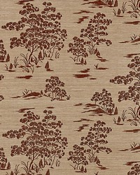 Katsura Embroidered Toile Terra by