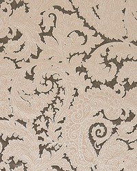 Palermo Velvet Paisley Pewter by