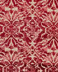 Palazzo Velvet Pomegranate by