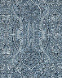 Inverness Paisley Chambray by