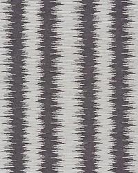 Konya Ikat Stripe Graphite by