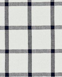 Wilton Linen Check Navy by