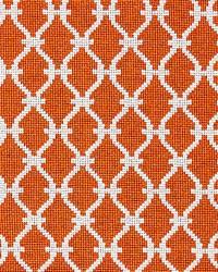 Trellis Weave Mandarin by