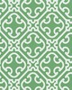 Scalamandre AILIN LATTICE WEAVE JADE