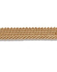 Beige Scalamandre Trim and Tassels - Fringe Scalamandre Trim Millstone Twisted Cord Camel