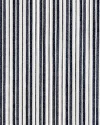 Devon Ticking Stripe Indigo by