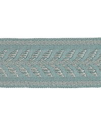 Castaing Braid Aqua by  Scalamandre Trim