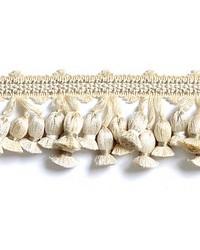 Newport Tassel Fringe Ivory by