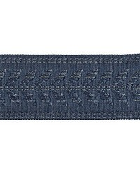 Castaing Braid Indigo by  Scalamandre Trim