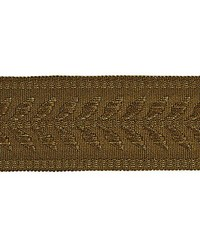 Castaing Braid Bronze by  Scalamandre Trim