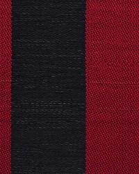 Breton Horsehair Black   Red by