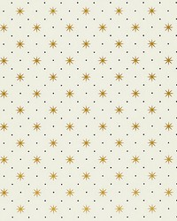 Trixie Gold Black On White by