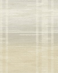 Tristan Silver by  Scalamandre Wallcoverings