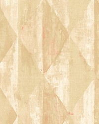 Toby Red gold by  Scalamandre Wallcoverings