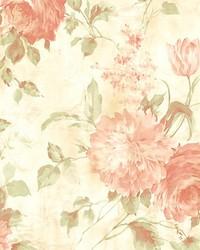 Sasha Pink by  Scalamandre Wallcoverings