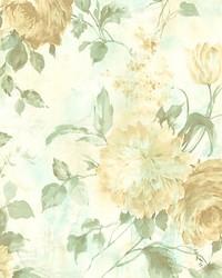 Sasha Yellow by  Scalamandre Wallcoverings