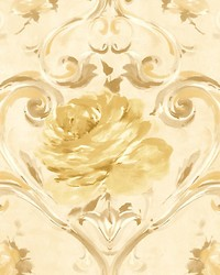 Amy Gold by  Scalamandre Wallcoverings