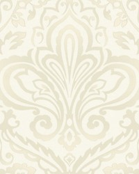Prospect White by  Scalamandre Wallcoverings
