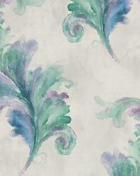 Scarlett Ohara Silver purple by  Scalamandre Wallcoverings